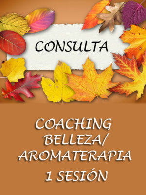 Coaching Belleza y Aromaterapia